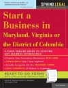 """Start a Business in Maryland, Virginia, or the District of Columbia, 2E"" (Start a Business in Maryland, Virginia, or the District of Columbia) (Start ... Virginia, or the District of Columbia) - James E. Burk"