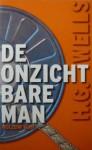 De onzichtbare man - H.G. Wells, Lydia Belinfante, Manuel van Loggem
