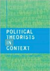 Political Theorists in Context - Chris Sparks