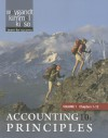 Paperback Volume 1 of Accounting Principles Chapters 1-12 - Jerry J. Weygandt