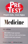 Medicine: PreTest(R) Self-Assessment and Review, Ninth Edition (Pretest Clinical Science Series) - Steven L. Berk, William R. Davis