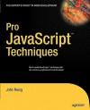 Pro JavaScript Techniques - John Resig