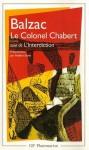 """Le Colonel Chabert, suivi de """"L'Interdiction"""" - Honoré de Balzac, Nadine Satiat"""