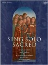 Sing Solo Sacred: Low voice - Neil Jenkins