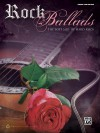 Rock Ballads, Vol 1: Guitar Tab - Alfred Publishing Company Inc.