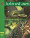 Snakes and Lizards - Ellen Catala