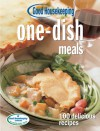 Good Housekeeping One-Dish Meals: 100 Delicious Recipes - Anne Wright, Good Housekeeping
