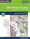 Thomas Guide 2004 San Diego Including Portions Of Imperial County: Street Guide (San Diego County Including Portions Of Imperial County Street Guide And Directory) - Thomas Brothers Maps