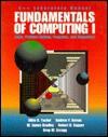 Fundamentals of Computing I: Lab Manual: C++ Edition: Logic, Problem-solving, Programs and Computers (Lab Manual) - Allen B. Tucker Jr., W. James Bradley, Andrew Bernat