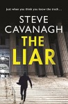 The Liar - Orion Publishing Group Limited, Steve Cavanagh, Adam Sims