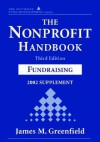The Nonprofit Handbook, 2002 Supplement: Fund Raising (Afp/Wiley Fund Development Series) - James M. Greenfield