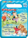 The Three Little Pigs and Goldilocks and the Three Bears - Reader's Digest Association, Jerry Smath