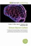 Simon Baron-Cohen - Agnes F. Vandome, John McBrewster, Sam B Miller II