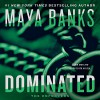 Dominated: The Enforcers, Book 2 - Maya Banks, Jeremy York, Brilliance Audio