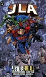 JLA, Vol. 5: Justice for All - Grant Morrison, Mark Waid, Mark Millar, Devin Grayson, Howard Porter, Mark Pajarillo