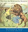 The Lion, the Witch and the Wardrobe (Chronicles of Narnia, #1) - C.S. Lewis, Michael York