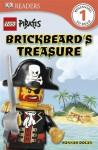 DK Readers: LEGO® Pirates: Brickbeard's Treasure - Hannah Dolan