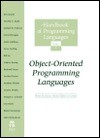 Handbook of Programming Languages Volume 1: Object-Oriented Programming Languages - Peter H. Salus