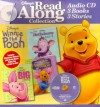 Disney's Winnie the Pooh: Winnie the Pooh Springtime with Roo/Pooh's Huffalump Movie/Piglet's Big Movie (Disney's Read Along Collection) - ToyBox Innovations