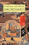 Famous Japanese Swordsmen: The Two Courts Period - William de Lange
