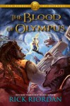 The Blood of Olympus[HEROES OF OLYMPUS BK05 BLOOD O][Hardcover] - RickRiordan