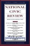 National Civic Review V91 3 Fa - Robert Loper
