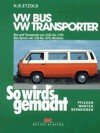 So wird's gemacht. Pflegen - warten - reparieren, Band. 38: VW Bus, VW Transporter - Hans-Rüdiger Etzold
