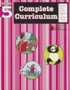 Complete Curriculum: Grade 5 (Flash Kids Harcourt Family Learning) - Flash Kids