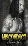 Misconduct (A Death Dwellers MC Novel) - Kathryn Kelly