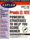 Kaplan Praxis II: NTE 1997-1998 with Audio CD-ROM - Kaplan Interactive