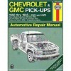 Chevrolet & GMC Pick-Ups 1988 Thru 1995 2 WD & 4WD: Suburban, (1992 thru 1995) Full-size Blazer and Jimmy (1992 thru 1994) Tahoe and Yukon (1995) (Automotive Repair Manual) - Ken Freund, John H. Haynes