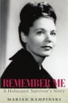 Remember Me - Marian Kampinski