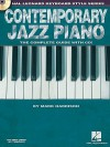 Contemporary Jazz Piano - The Complete Guide with CD!: Hal Leonard Keyboard Style Series - Mark Harrison