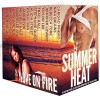 Summer Heat - Love on Fire Boxed Set: Bundle Romance, Romance Collection, Romance Anthologies - Caridad Pineiro, Nina Bruhns, Rebecca York, Jennifer Lowery, Taylor Lee, Traci Hall, Stephanie Queen, Alicia Street, Kathy Ivan, Jackie Ivie, Michele Hauf, Rachelle Ayala, Katy Walters, Melissa Keir, Dani Haviland, Jacquie Biggar
