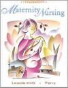 Maternity Nursing [With CDROM] - Deitra Leonard Lowdermilk