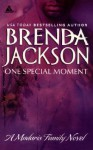 One Special Moment - Brenda Jackson