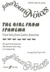 The Girl from Ipanema, SA(B) Choir & Piano: 3 Hot Hits from Latin America - Gwyn Arch