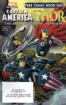 Free Comic Book Day 2011 (Captain America & Thor the Mighty Fighting Avengers, No. 1) - Roger Langridge