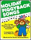 Totline Holiday Piggyback Songs - Jean Warren