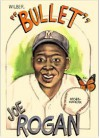 """Bullet"" Joe - Kansas City Monarch - Zarle Williams"
