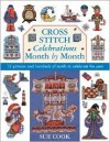 Sue Cook's Bumper Cross Stitch Collection: 12 Pictures and Hundreds of Motifs to Celebrate the Year - Sue Cook