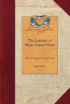 The Journals of Major Samuel Shaw - Samuel Shaw