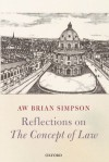 Reflections on 'The Concept of Law' - A.W. Brian Simpson