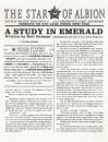 A Study in Emerald - Neil Gaiman, Jouni Koponen