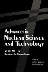 Advances in Nuclear Science and Technolog: Simulators for Nuclear Power - Jeffrey Lewins, Martin Becker