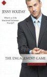 The Engagement Game by Jenny Holiday (2015-10-03) - Jenny Holiday