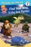 Find Your Way, Baby Sea Turtle! - Melinda Richards, Little Airplane Productions, Alexandria Fogarty
