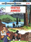 Vertes années - Raoul Cauvin, Willy Lambil