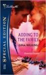 Adding To The Family - Gina Wilkins