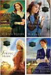 Summer Dream, Autumn Song, Winter Promise, Spring Hope (Seasons of the Heart Series) - Martha Rogers